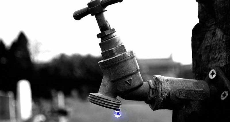 sospensione idrica