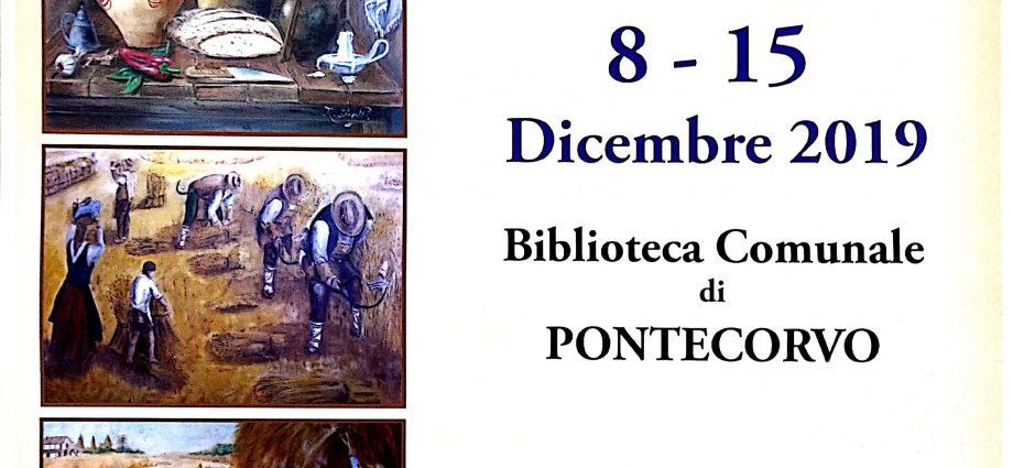 Pontecorvo, Mostra di pittura storica 1