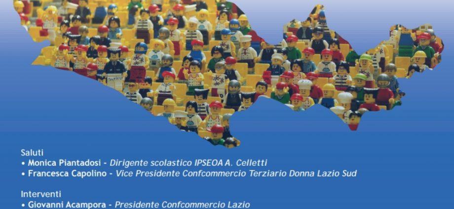 Formia, Convegno Confcommercio Lazio Sud Terziario Donna 1