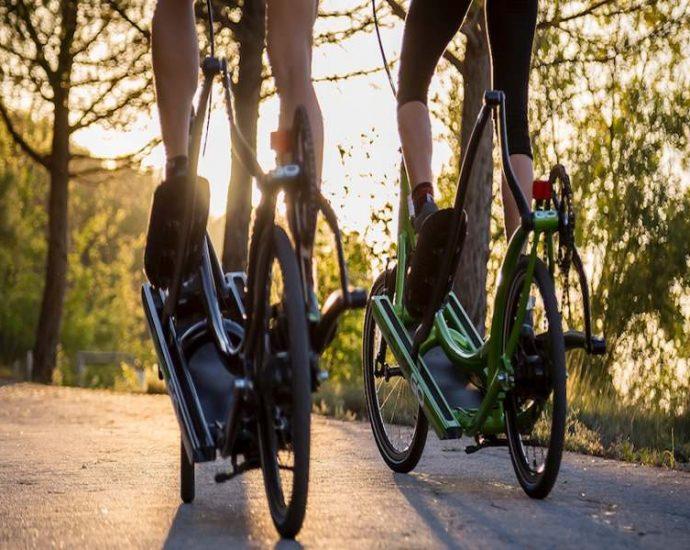 bici ellittica da strada