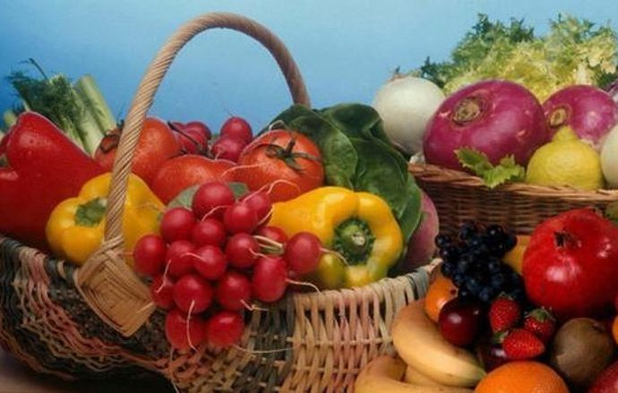 mangiare 5 razioni di ortofrutta al giorno